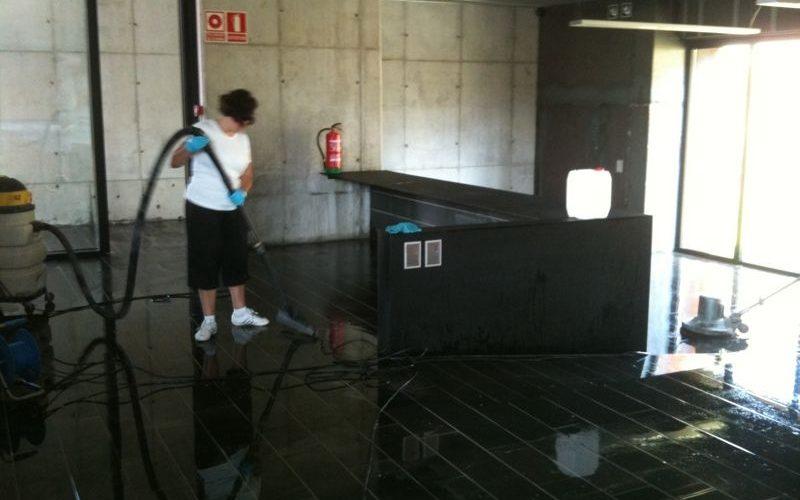 Limpiezas fin de obra en Cantabria