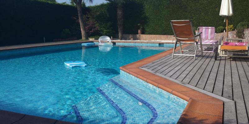 Mantenimiento de piscinas en Cantabria