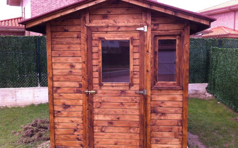 Mobiliario de jardín en Cantabria
