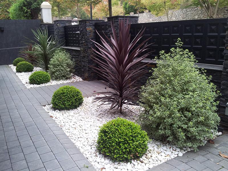 Dise o de jardines en cantabria jardiner a diego for Diseno jardines